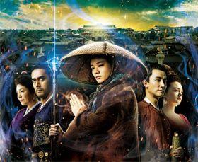 中国語で『空海』の新たな魅力を発見!ファン待望のインターナショナル版上映が決定
