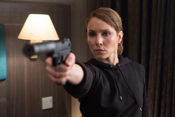 『アンロック/陰謀のコード』で尋問のスペシャリスト、アリス・ラシーンをノオミ・ラパスが演じる