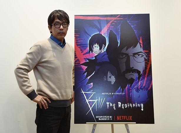 日本を代表するアニメーション制作会社のひとつ、Production I.Gの石川光久社長