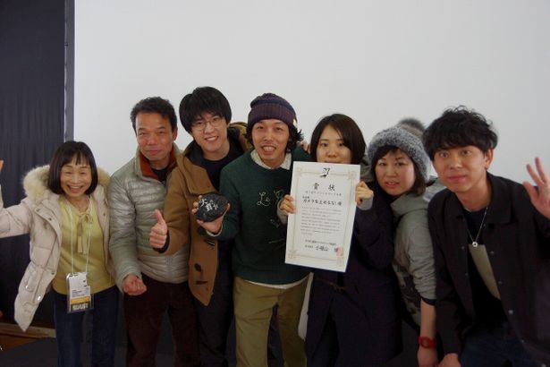 『カメラを止めるな!』出演者たちと満面の笑顔でパシャリ!