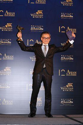 """""""アジアのアカデミー賞""""で、妥協なしの本物が宿る『空海-KU-KAI-』が最多4冠!"""