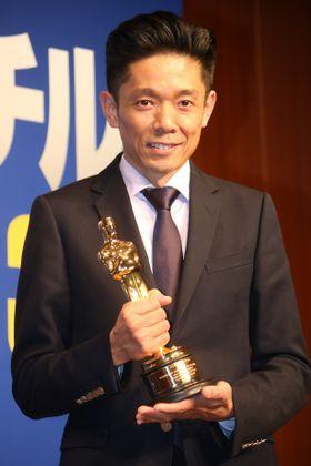 第90回アカデミー賞受賞の辻一弘が凱旋会見「人生に1度あるかどうかの話」