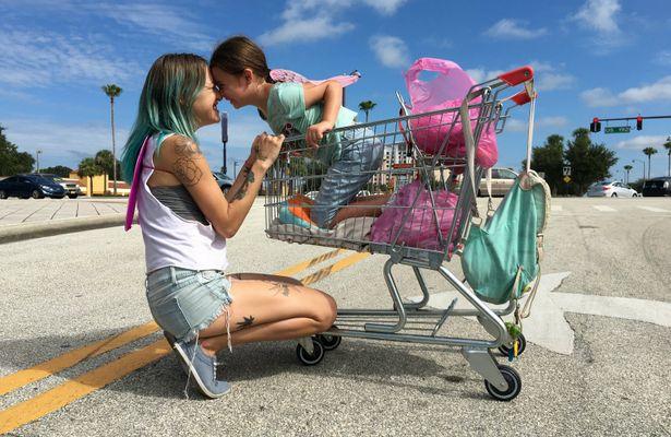『フロリダ・プロジェクト  真夏の魔法』予告編が到着
