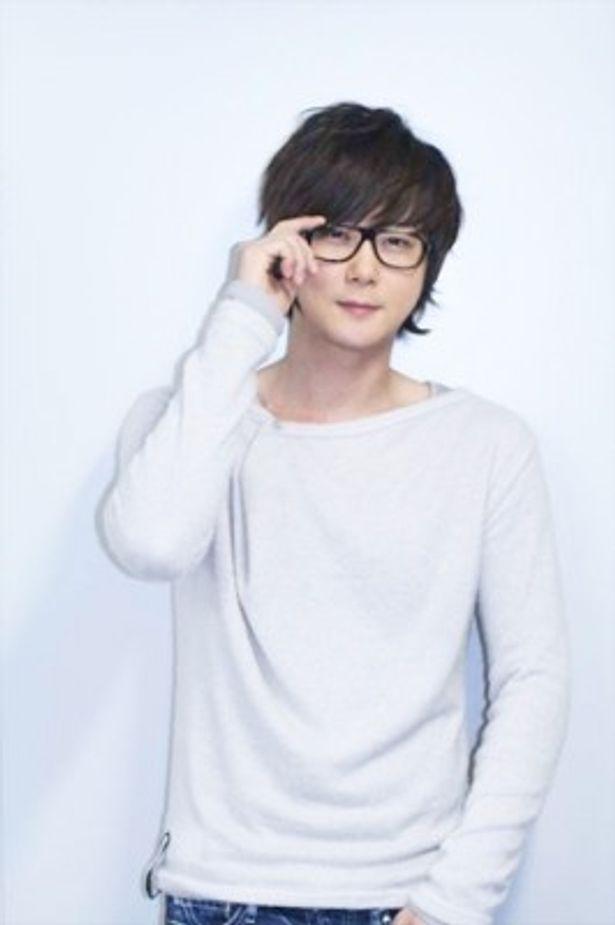 韓国の人気アイドルグループ「神話」のメーンボーカルを務めるシン・へソン