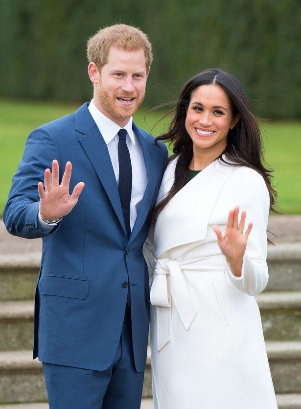 ヘンリー王子&メーガンのウェディングケーキ発注先が決定!