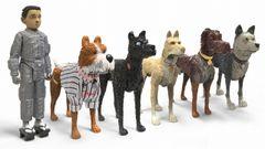 ウェス・アンダーソン監督公認!『犬ヶ島』のキュートな犬たちがフィギュアになって登場