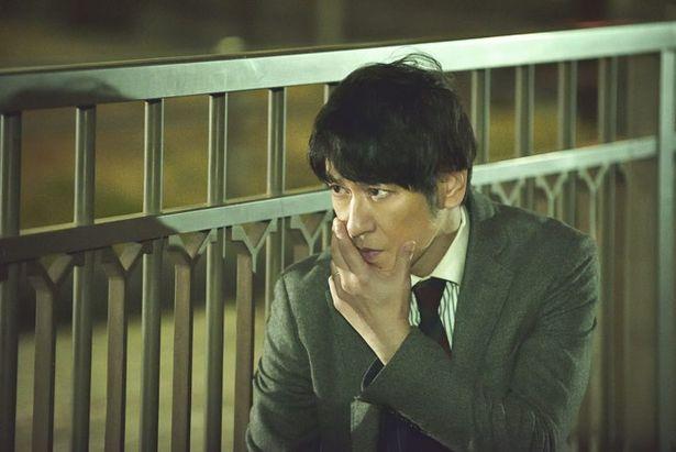 【写真を見る】ドラマ版に出演したユナクは増山役の田中との共演シーンがなくて残念だったと語る
