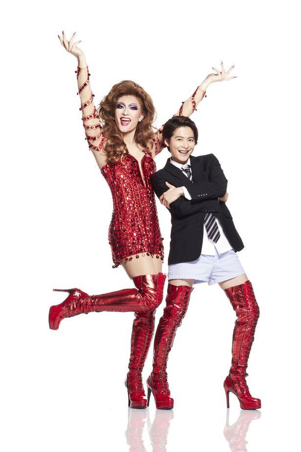 ブロードウェイミュージカル「キンキーブーツ」が2019年に日本再演!