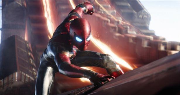 スパイダーマンも本作からアベンジャーズに本格参戦!