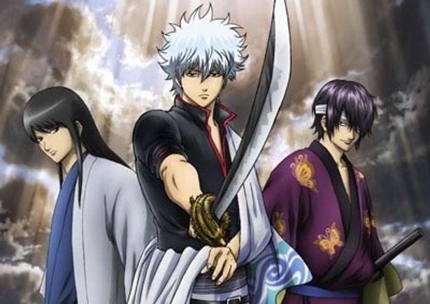 今回の劇場版はテレビアニメ化もされた人気エピソード「紅桜篇」を再構成したもの