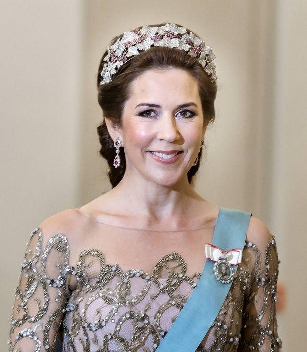 デンマークのメアリー皇太子妃