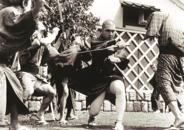 『座頭市物語』(1962)