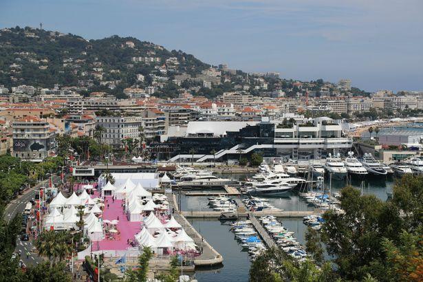 映画祭が行われるカンヌは南フランスを代表するリゾート地!
