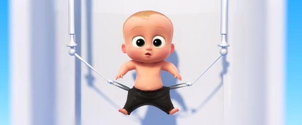 【写真を見る】可愛すぎるチョイ悪な赤ちゃん『ボス・ベイビー』の厳選場面写真15枚!