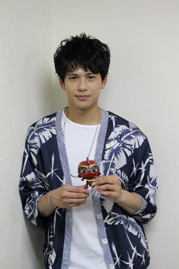 日本代表キャストとして『レディ・プレイヤー1』に出演を果たした森崎ウィン