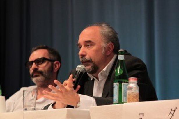 『やがて来たる者』のジョルジョ・ディリッティ監督
