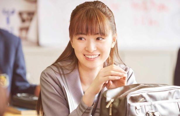『ママレード・ボーイ』の秋月茗子役を演じた優希美青
