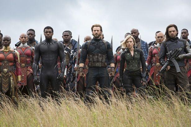 ブラックパンサーが治めるワカンダ王国にヒーローが集結!?