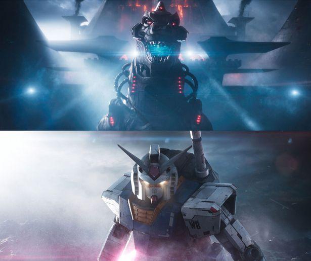 日本では実現不可能な対決を、ハリウッドが実現!