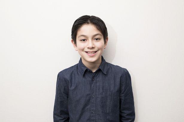 【写真を見る】本作で長編映画デビューを飾る11歳の美少年、コーユー・ランキンとは?