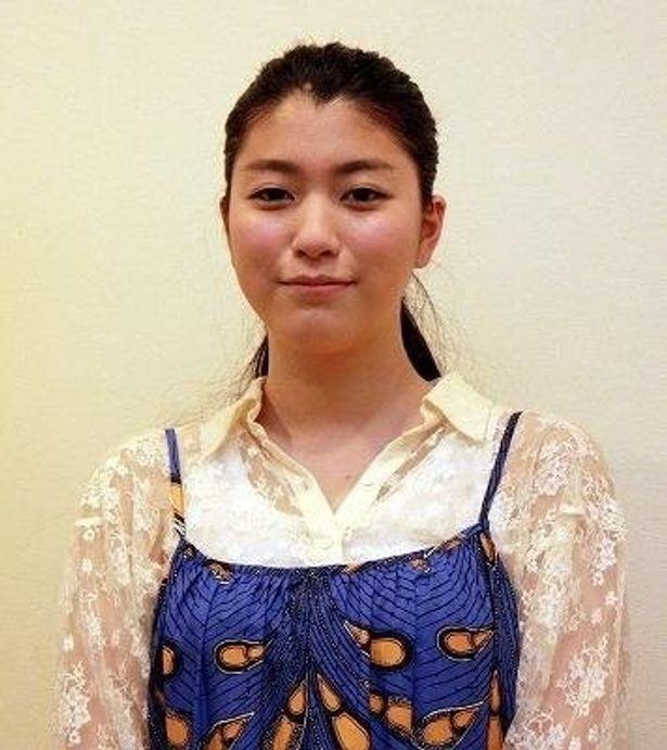 『書道ガールズ!! わたしたちの甲子園』で書道部部長の里子役を演じた成海璃子