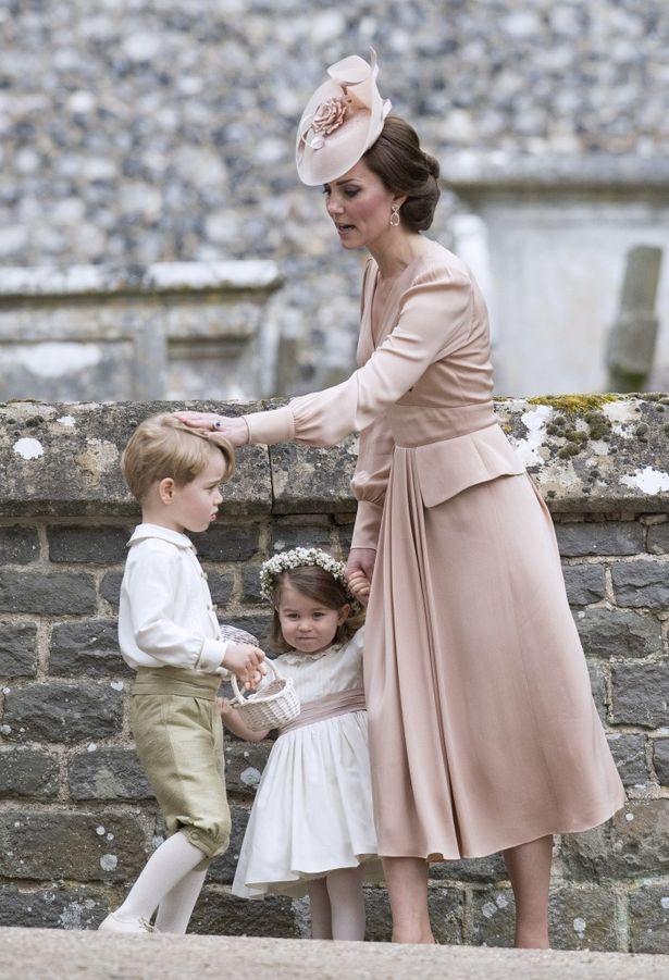 ジョージ王子とシャーロット王女、結婚式での役割が明らかに!