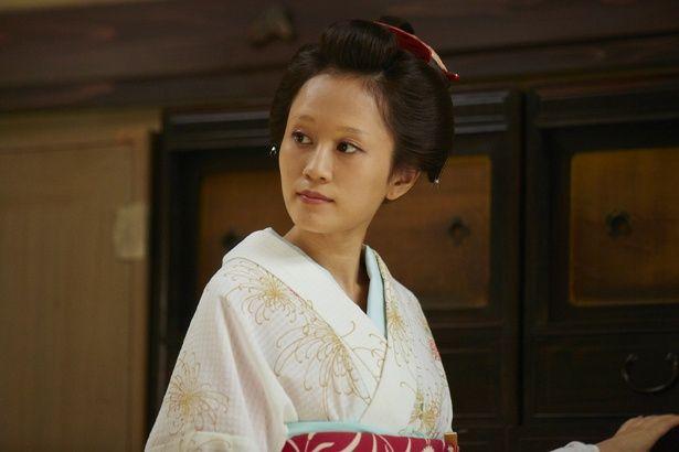 映画『のみとり侍』に出演する前田敦子。着物姿も可愛い…と思いきや、夫を尻に敷くドSな一面を披露!