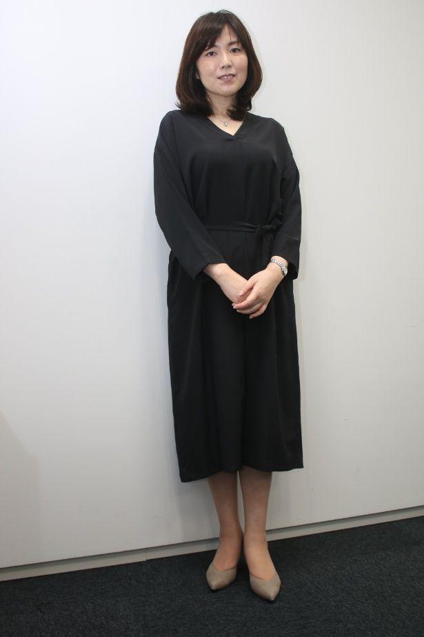 映画と小説の違いについて語ってくれた柚月裕子先生