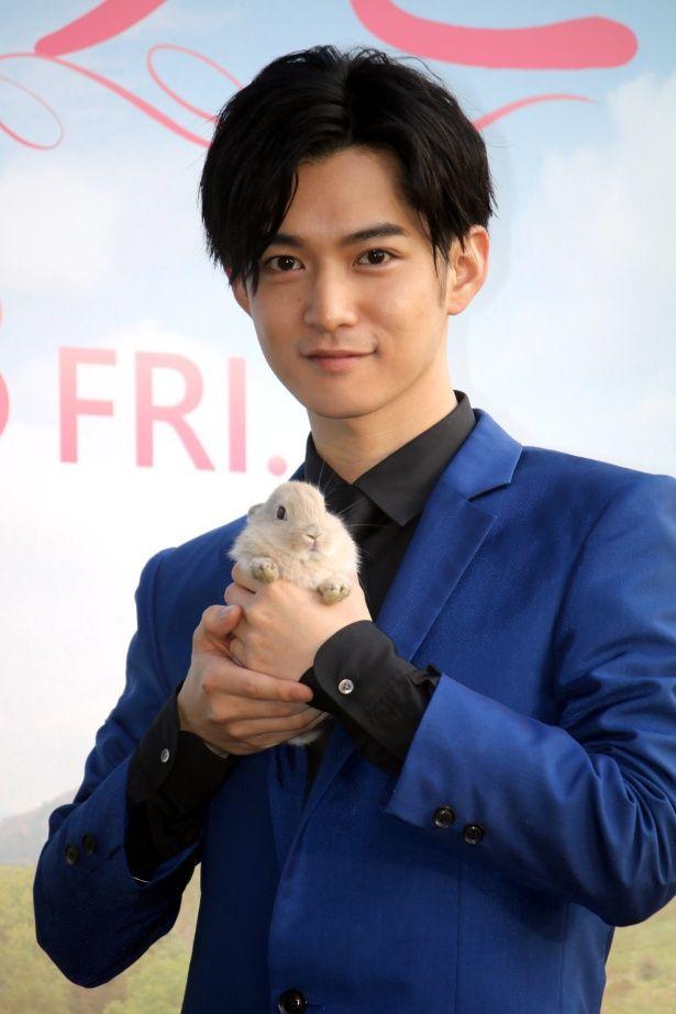 『ピーターラビット』の日本語吹替版でピーター役の声優を務めた千葉雄大