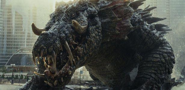 全長68.5m、体重150トンの圧倒的巨体を誇るワニのリジー