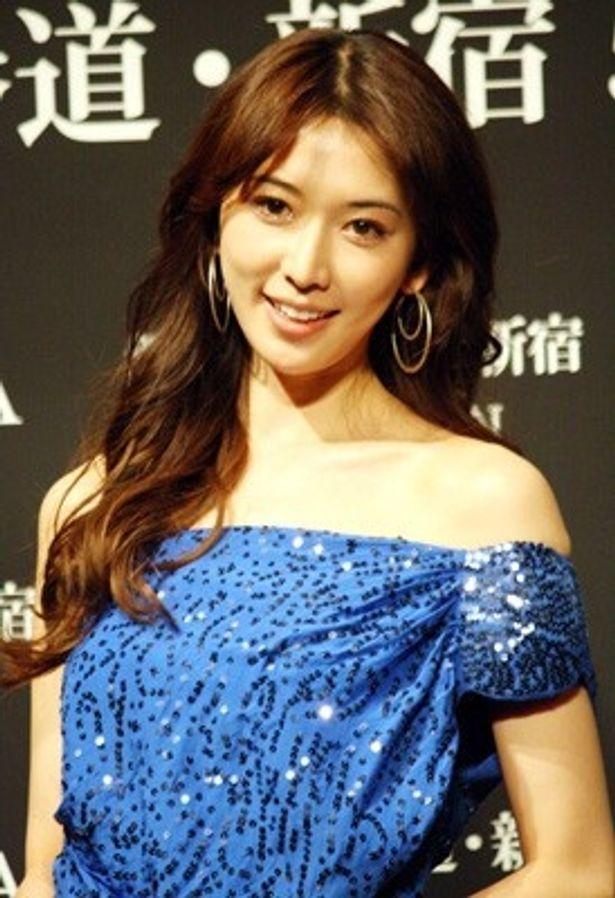 今話題の台湾人気No1モデルのリン・チーリン