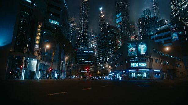 秘密組織WCKD(ウィケッド)の本部があるラスト・シティは東京の夜景がモデルになっている