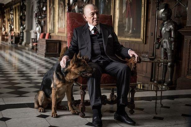 ドケチな大富豪ジャン・ポール・ゲティを演じるのは名優クリストファー・プラマー