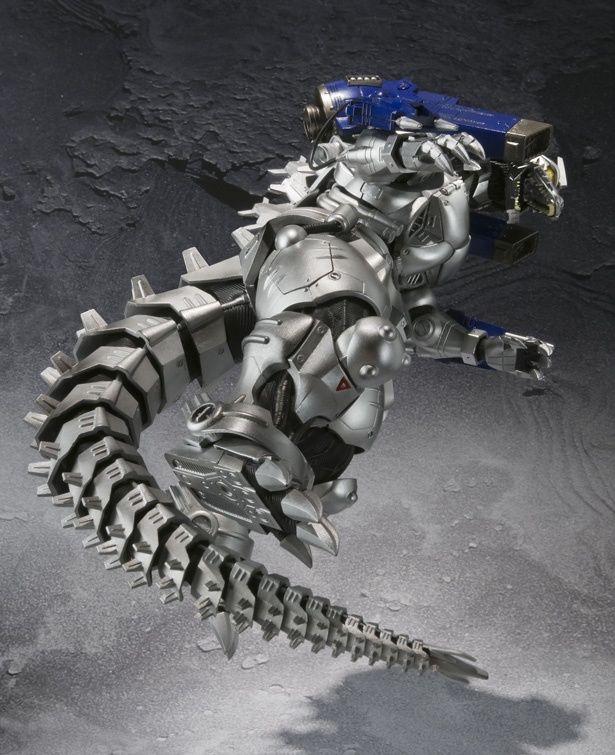 それまでの遠隔攻撃中心のメカゴジラとは違い、ゴジラと互角以上の肉弾戦を繰り広げた