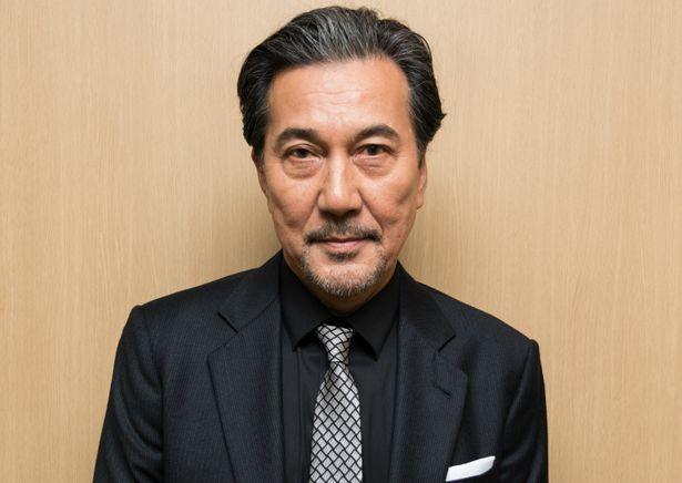 『孤狼の血』で大上章吾役を演じた役所広司に直撃インタビュー!