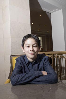 『犬ヶ島』の主人公に大抜擢!11歳の美少年コーユー・ランキンの素顔にせまる