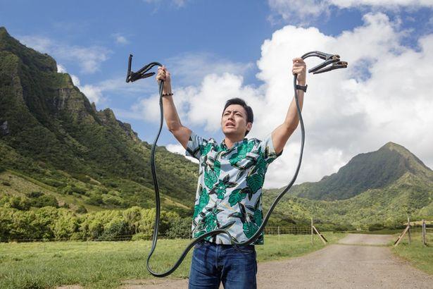 ハワイと言えば、火山。広大な山々に勇気をもらえる?