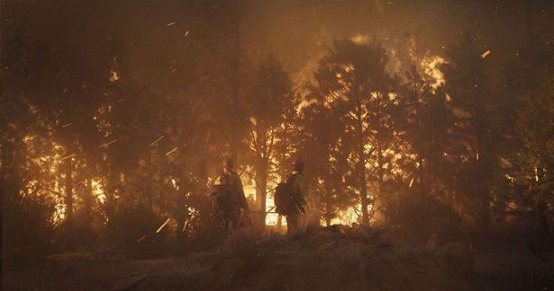 危険な山火事の消火に挑む男たちを描いた『オンリー・ザ・ブレイブ』は6月22日(金)より公開