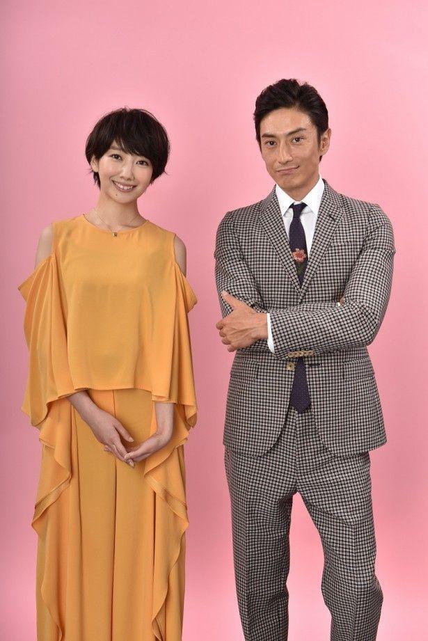 波瑠が伊勢谷友介から恋愛テクニックを学ぶ!?「サバイバル・ウェディング」