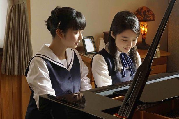 若手注目株の姉妹女優・上白石萌音&萌歌が映画『羊と鋼の森』で初共演
