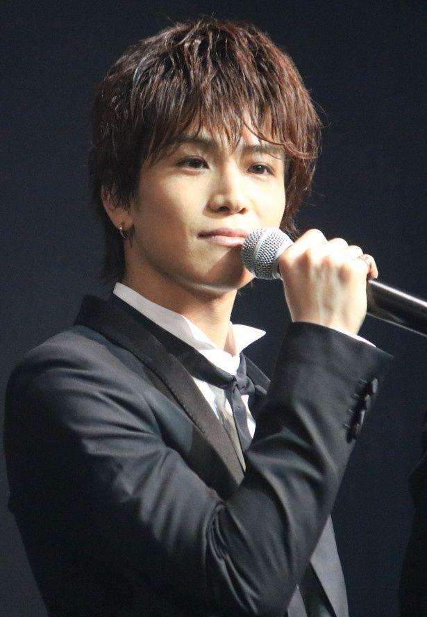岩田剛典は石井裕也監督作「ファンキー」の主演を務めた