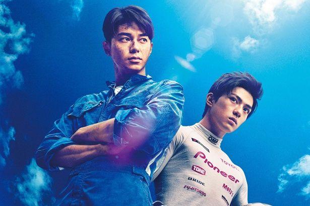 ラリー競技を描く、東出昌大&新田真剣佑の主演作『OVER DRIVE』は6位でスタート