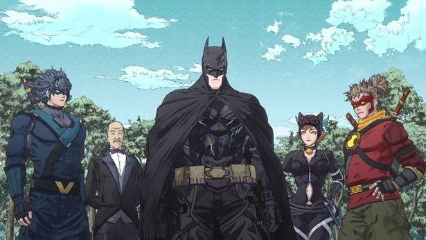 バットマンやロビンたちは歴史を守ることができるのか!?