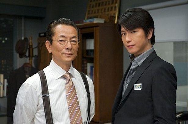 祝「相棒」10周年!そして、水谷豊&及川光博の名コンビによる映画版『相棒II(仮)』の公開が決定!