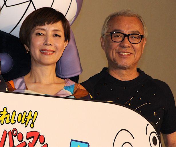 戸田恵子&中尾隆聖が感無量!鶴ひろみさんの写真もお披露目された