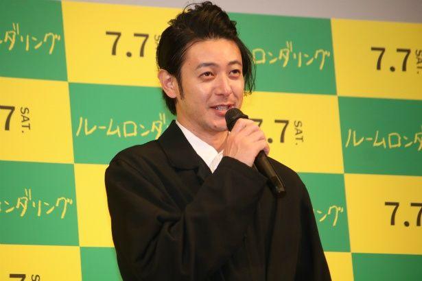 母親の弟である雷土悟郎役のオダギリジョー
