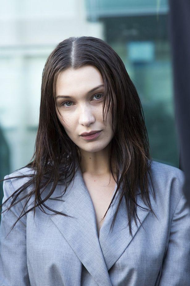 人気モデルのベラ・ハディッド