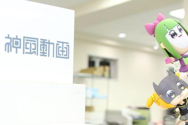 『ニンジャバットマン』の制作を手掛けた神風動画スタジオに直撃!