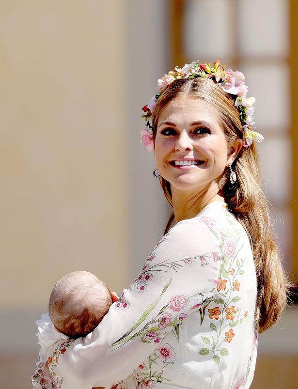 スウェーデン王室のマデレーン王女