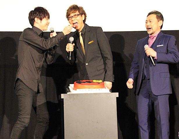 山寺宏一の57歳の誕生日をお祝い!